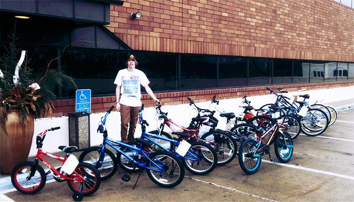 Bikes For Kids Mn JT s Bikes for Kids