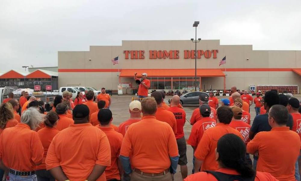 The Home Depot | Volunteers of America