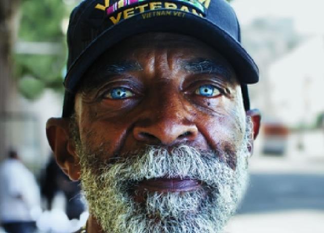 Older veteran