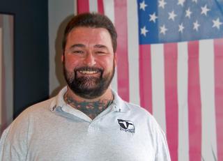 Gary, male veteran