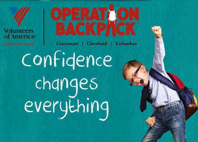 Operation Backpack Donate Ohio