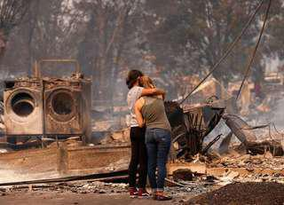 California Forest Fires October 2017_Photo by Michael Macor of The Chronicle