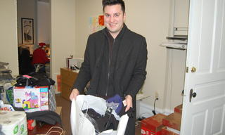 Thank you Mark from  Rapid Mortgage Company for your generous donations!