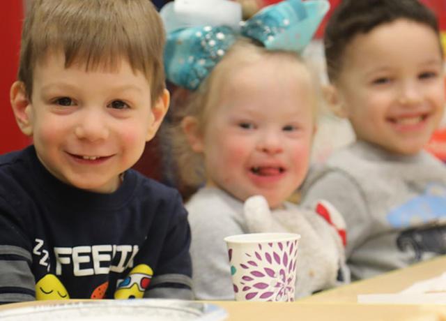 Children with Developmental Delays
