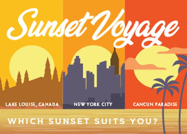 Sunset Voyage Trip Raffle