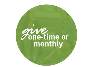 One-time or Monthly Giving