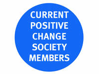 CURRENT POSITIVE CHANGE SOCIETY MEMBERS