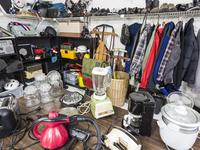 Clutter in home