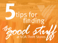 "5 Tips for Finding the ""Good Stuff"""