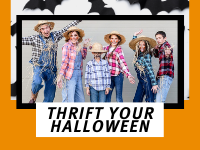 Thrift Your Halloween