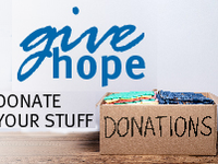 Give Hope, Donate Your Stuff