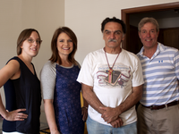 Participants and supporters of the SSVF Evansville Program