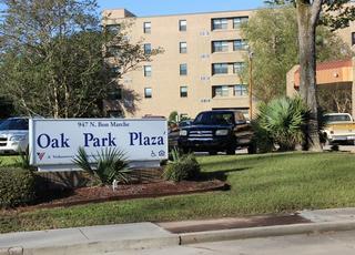 Photo of Oak Park Plaza