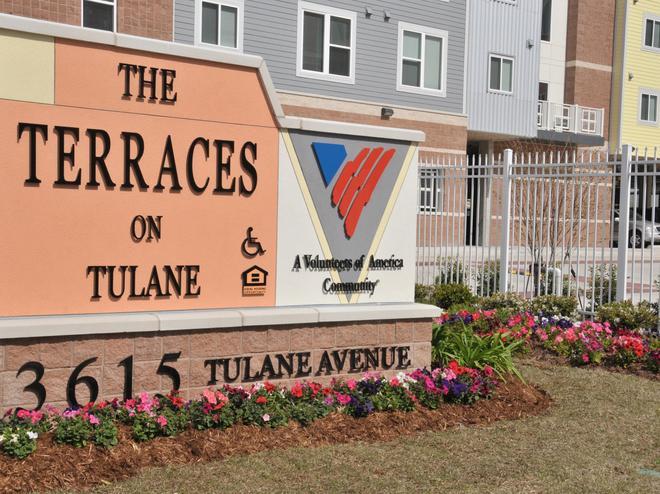 The Terraces on Tulane | Housing Properties | Volunteers ...