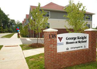 Photo of George Knight Homes at Skyland