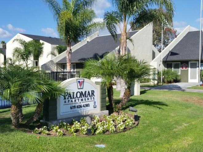 The Palomar Apartments. The Palomar Apartments   Housing Properties   Volunteers of America