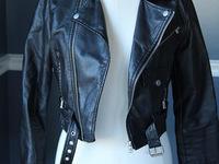 Thrift Store Leather Jacket Columbus Ohio