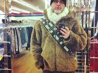 Volunteers of America Ohio Thrift Store - Chewbacca Hoodie