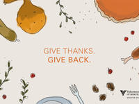 Give Back This Thanksgiving