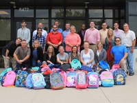 How to Host a Back to School Backpack and Supply Drive
