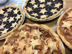 star spangled pies Saco Biddeford savings