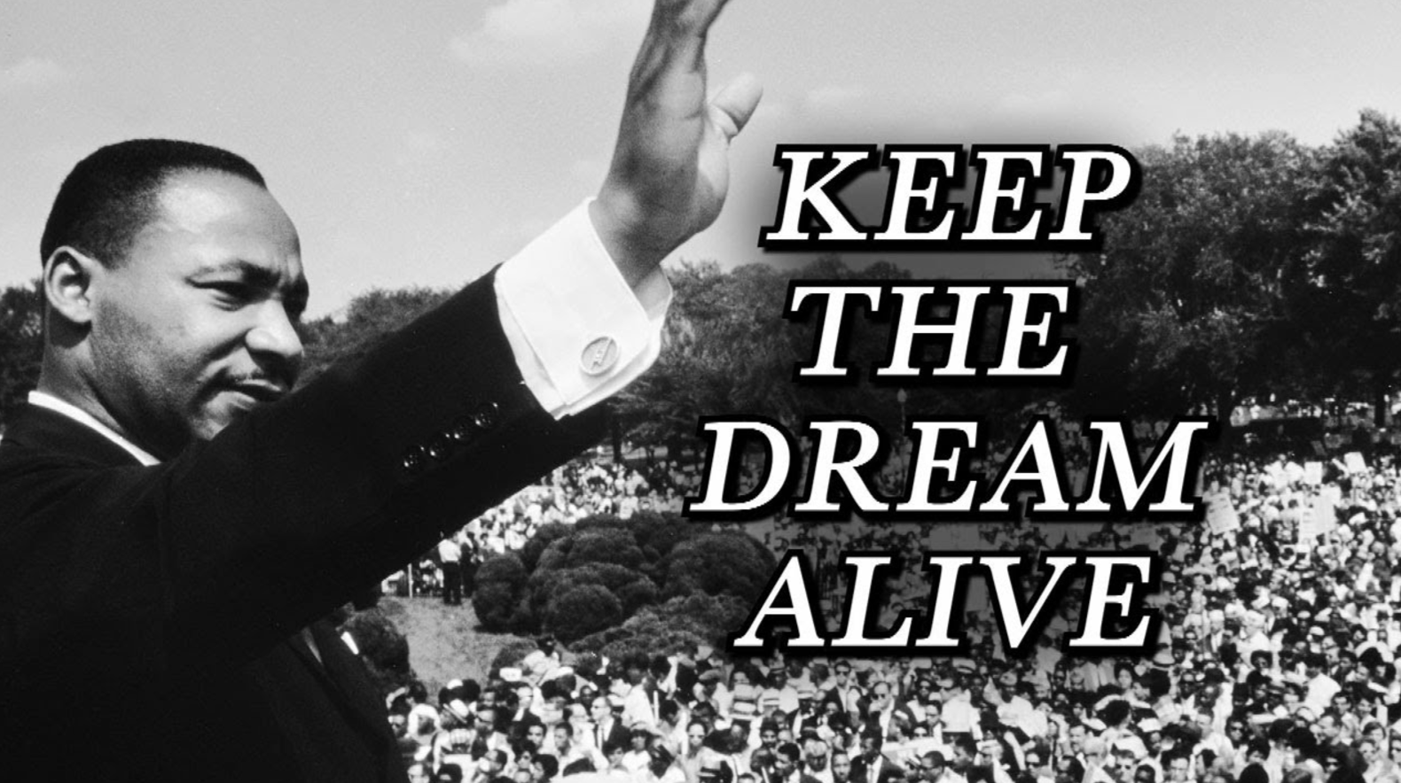 an analysis of the topic of the focused presentation and the role of martin luther king jr