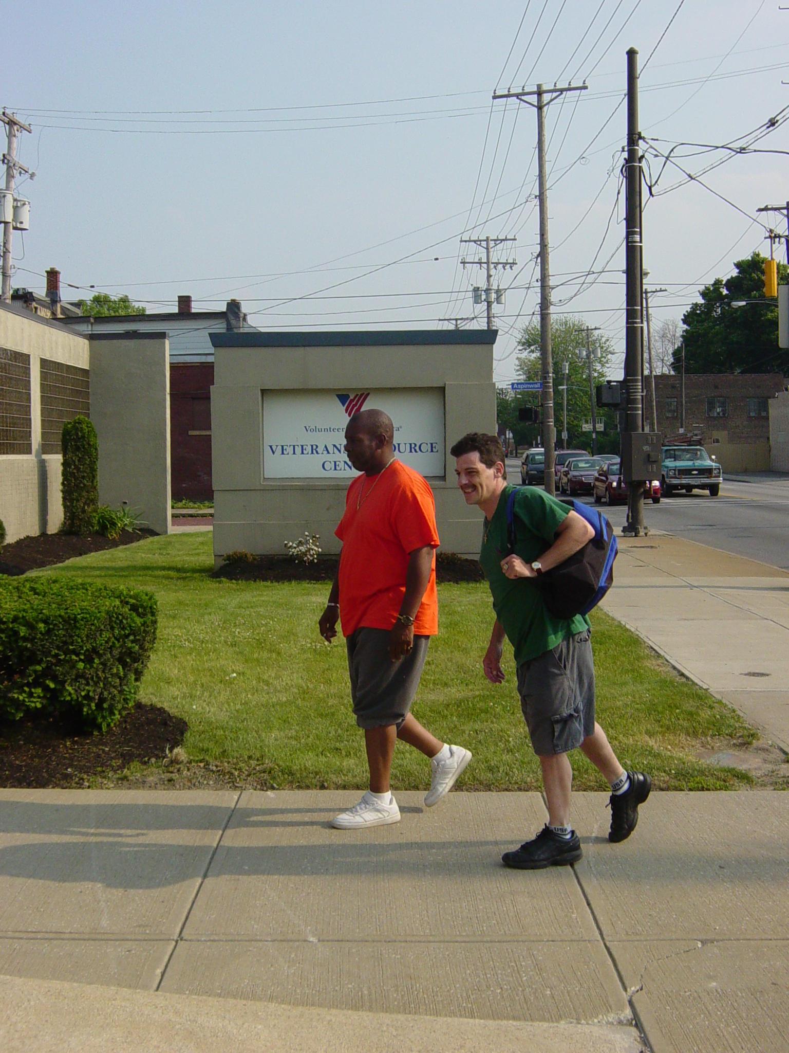 Cincinnati Veterans Resources