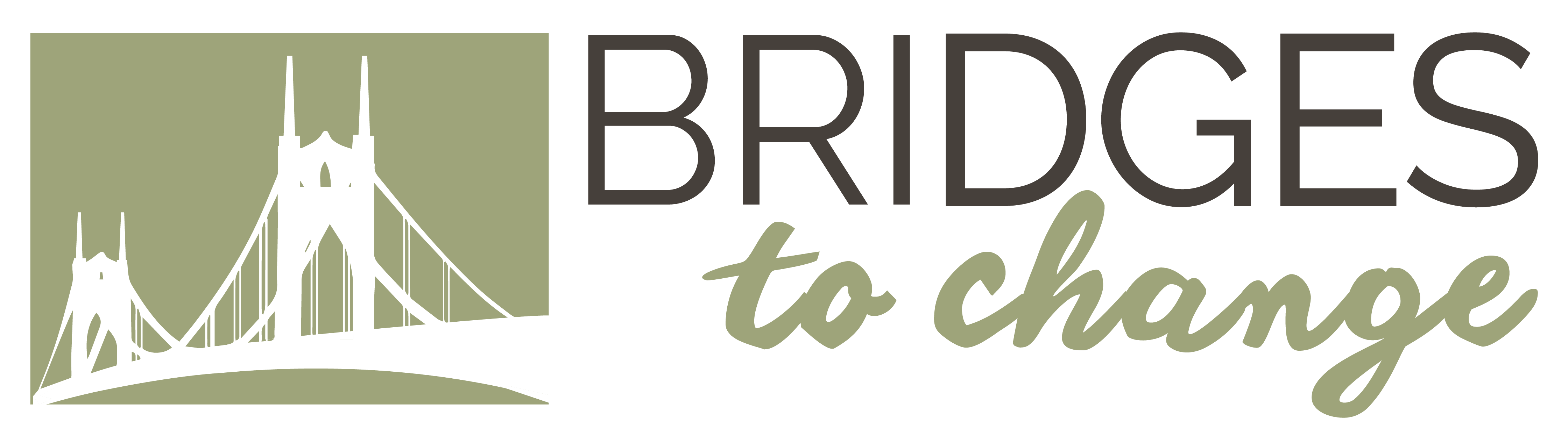 Bridges to change text with a bridge graphic