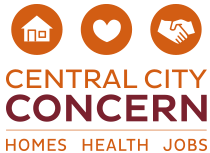 Central City Concern, Homes, Health, jobs