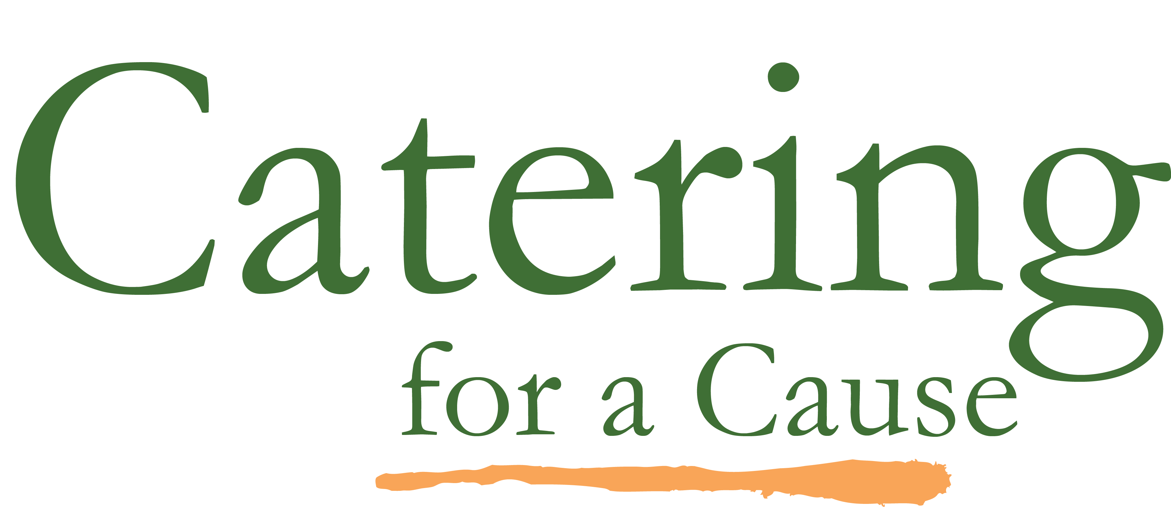 Catering for a Cause logo