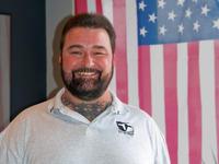 Gary, Navy veteran