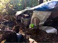Tulsa Homeless Camps