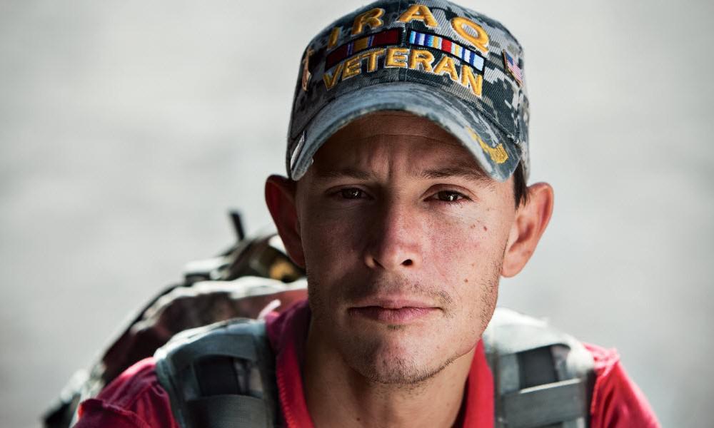 Volunteers of America Client - Veteran of Iraq War