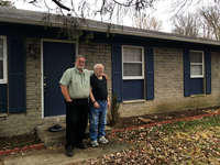 Former residents of Brandon Hall bought a house